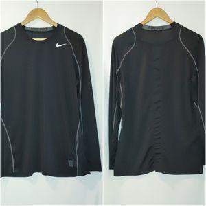 Nike DriFit Long Sleeve Pro Tight 703100 Black